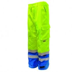 2031HV - Pantalone (fondogamba con elastico e cerniera)