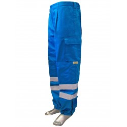 Pantaloni Life Ciano 2030 Invernali