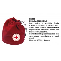 CRI906 Scaldacollo in Pile