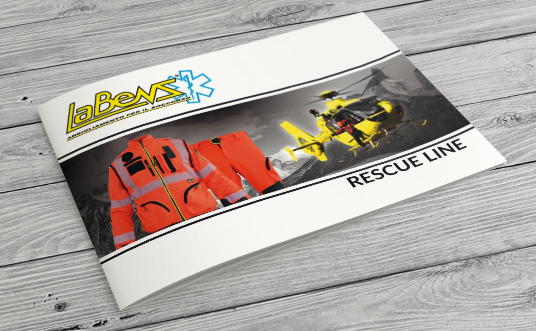 Catalogo Rescue Line